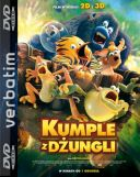 Kumple z dżungli - Les As de la Jungle *2017* [BDRip] [XviD-KiT] [Dubbing PL]