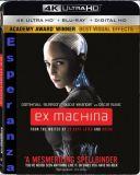 Ex.Machina (2015) [2160p] [HDR] [BT2020] [H.265] [AC-3] [Lektor PL] [Esperanza]