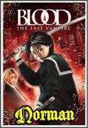 Krew: Ostatni wampir / Blood: The Last Vampire (2009) [1080p] [BRRip] [XviD] [AC3-Norman] [Lektor PL]