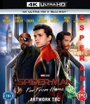 Spider-Man: Daleko od domu / Spider-Man Far from Home (2019) [UHD] [BDRip] [HDR] [BT2020] [x265] [2160p] [Eng 7.1 Atmos] [DD 5.1] [Lektor PL + Napisy PL] [Esperanza]