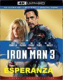 Iron.Man.3 (2013) [UHD] [BDRip] [HDR] [BT2020] [x265] [2160p] [Eng 5.1 DTS] [DD 5.1 Lektor PL + Napisy PL] [Esperanza]